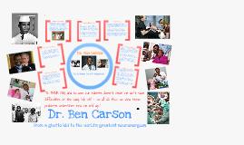 ben carson project!