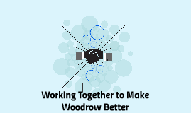 Working Together to Make Woodrow Better