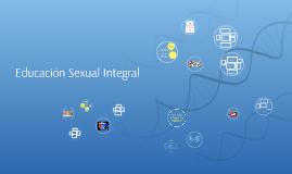 Educación Sexual Integral