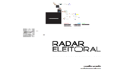 Radar Eleitoral