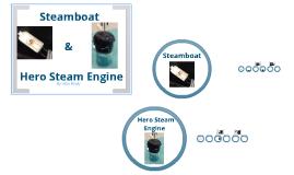 Steamboat & Hero Steam Engine