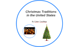 Christmas Traditions in the United States