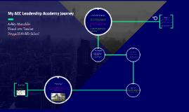 My AEC Leadership Academy Journey
