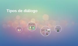 Tipos de diálogo