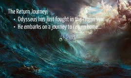 The Epic Journey of Odysseus