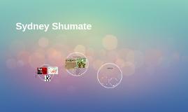 Sydney Shumate
