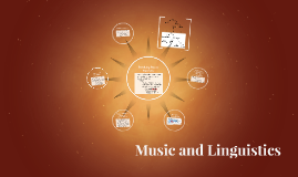 Music and Linguistics