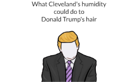 What Cleveland's humidity