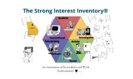 Strong Interest Inventory Presentation