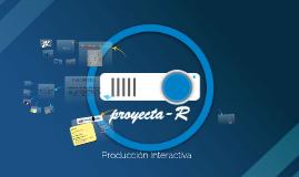 Producción interactiva