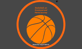 Copy of Basketball, an Emotional and Mental Journey