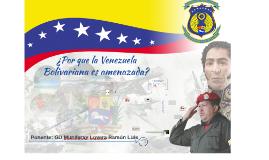 ¿Por que la Venezuela