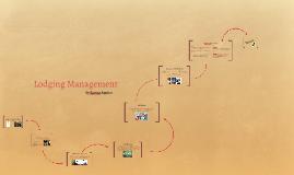 Lodging Management