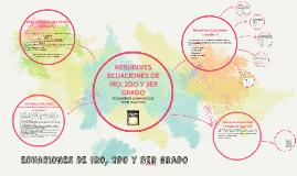 Copy of Resuelves Ecuaciones de 1º, 2º y 3º Grado