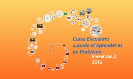 Curso Encuentro Presencial 2