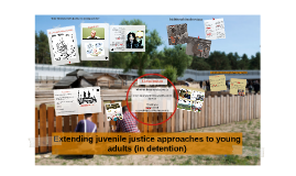 Extending juvenile justice approaches to young adults