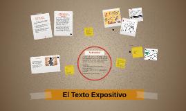 Copy of El Texto Expositivo