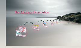 The Atsuhara Persecution