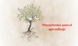 Copy of Precurrentes para el aprendizaje