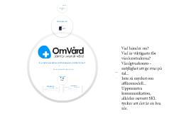 Copy of OmVård @ småföretagardagarna 2011