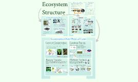 AP Bio Prezi 48 - Ecosystem Structure