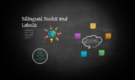 Bilingual Books and Labels