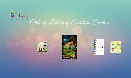Club de Lectura y Escritura Creativa MLC