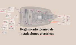 Reglamento técnico de instalaciones electricas