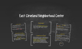 Copy of East Cleveland Neighborhood Center