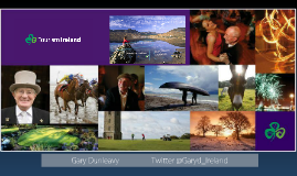 Tourism Ireland's Digital Communications - ENTER 2014