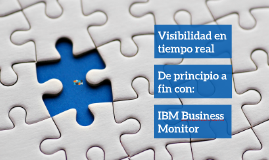 IBM Business Monitor