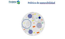 Política de sostenibilidad