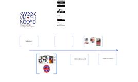 Kweekvijver presentatie stage website