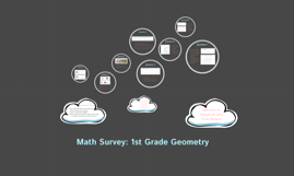 Math Survey: 1st Grade Geometry