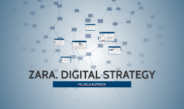 ZARA. DIGITAL STRATEGY