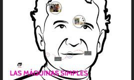 LAS MÁQUINAS SIMPLES