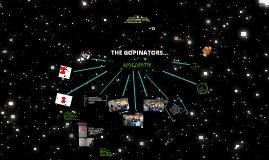 The Gopinators Save Earth!