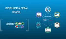 Bioquímica geral - Introdução