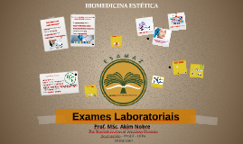 Exames Laboratoriais em