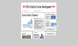 USD Career Services to become Hallmark Office