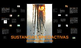 SUSTANCIAS MIXTAS