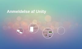 Anmeldelse af Unity