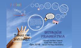 Intuición Pragmatica