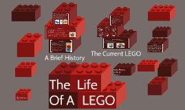 The Life Cycle of a Lego