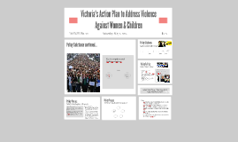 Victoria's Action Plan to Address Violence Against Women & C