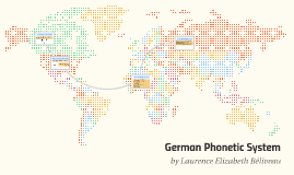German Phonetic System
