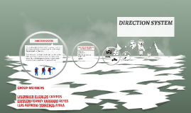 DIRECTION SYSTEM