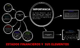 Copy of ESTADOS FINANCIEROS Y  SUS ELEMENTOS