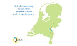 Nieuwe Jeelo-scholen