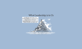 Leadership SAGE 2016